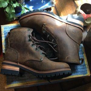 Skechers Laramie 2 Leather Boot